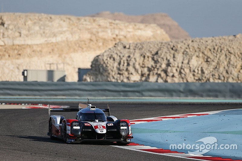 Bahrain WEC: Toyota bounces back to top final practice