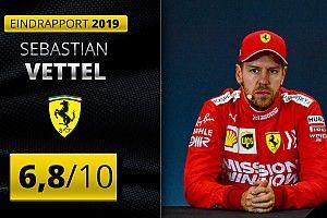 Eindrapport Sebastian Vettel: Ferrari-kopman is voorbijgestreefd