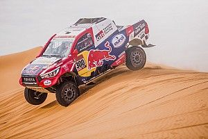 "Toyota ""can't compete"" against Mini buggy's speed"