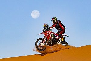 Barreda wint ingekorte tiende etappe van Dakar 2020