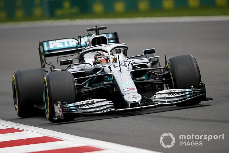 """Hamilton: """"Bottas'ın kazası üçüncülüğüme mal oldu"""""""