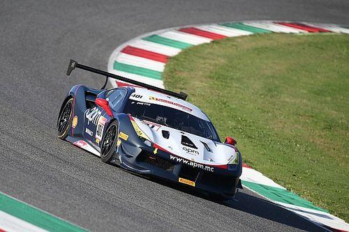 Ferrari, Asia Pacific, Gara 2: Prette vince di forza al Mugello