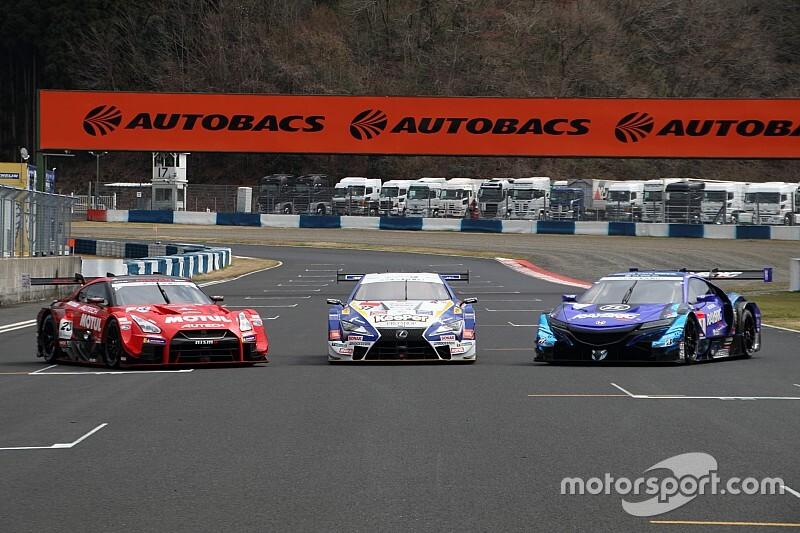 Lexus, Nissan unveil star line-ups for DTM finale