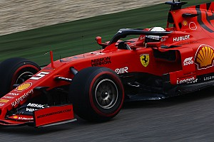 """Vettel: """"Va a ser un desafío encontrar el equilibrio aerodinámico en Bakú"""""""