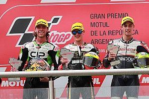 Premier succès pour Masia, premier podium pour Arbolino