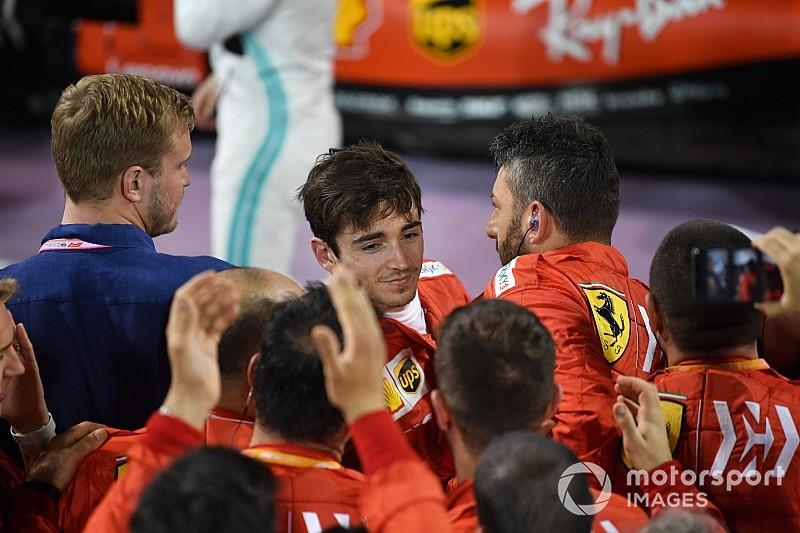 Nicolas Todt: Leclerc yarışlar kazanabileceğini kanıtladı