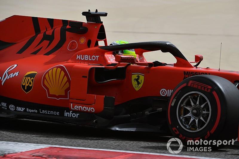 Verstappen az élen, Mick Schumacher a második helyen a bahreini tesztnapon