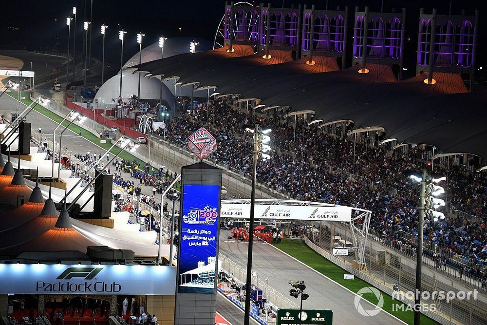 F1: Bahrein abrirá portões do GP apenas para profissionais de saúde
