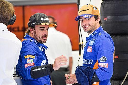 Sainz: Volt, amiben nem tudott segíteni Alonso, de beszéltem vele a McLarennel kapcsolatban
