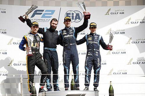 F2巴林第一回合:拉蒂菲获胜,周冠宇闯入积分区