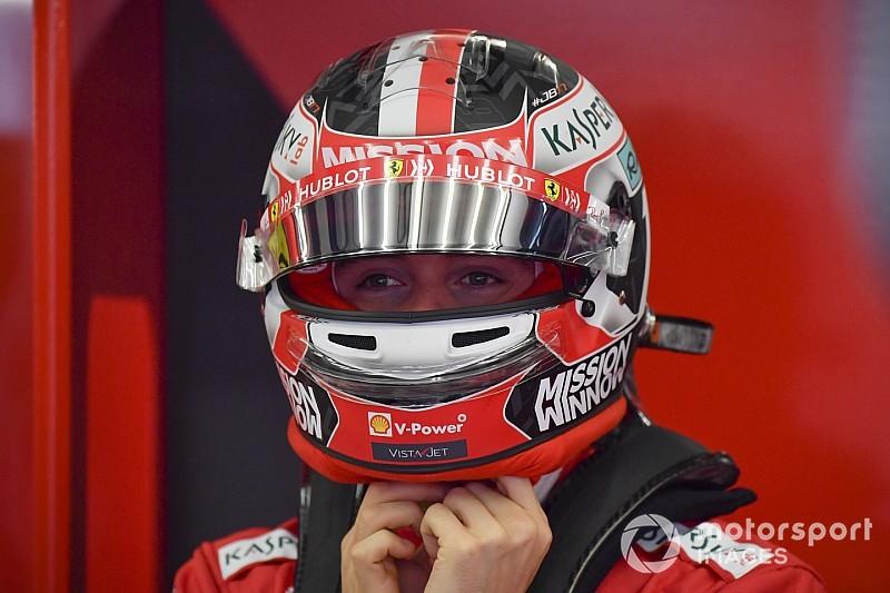 Óriási Ferrari-dominancia a harmadik szabadedzésen is a Mercedesek előtt