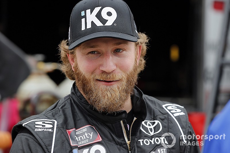 Jeffrey Earnhardt hoping to add to family's legacy at Talladega