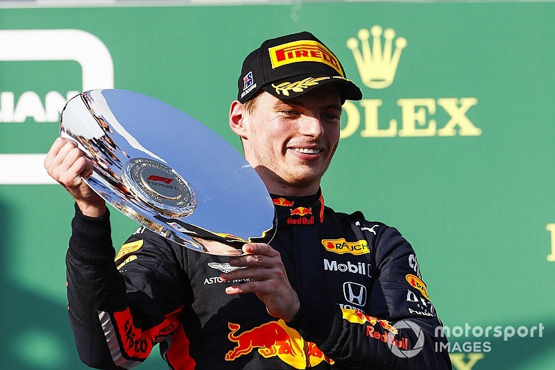 """Verstappen regala il primo podio ad Honda: """"Con loro stiamo lavorando bene"""""""