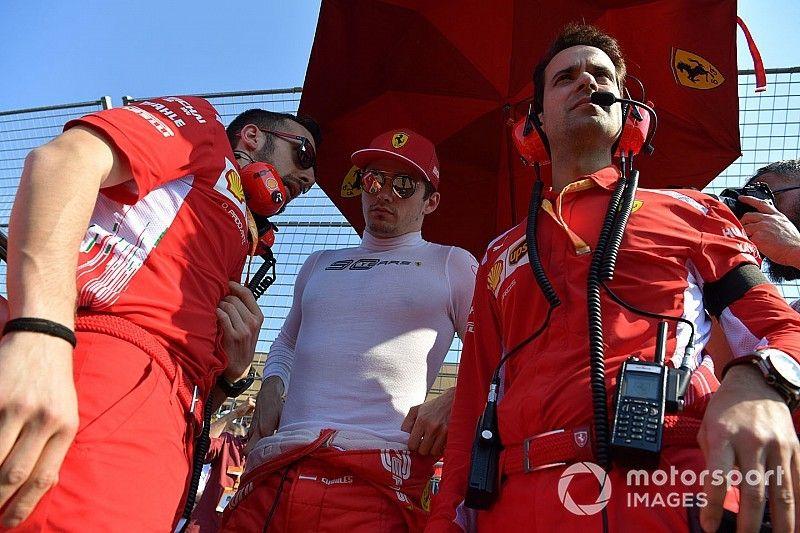 """Ralf Schumacher: """"Leclerc sabía en qué se embarcaba"""""""