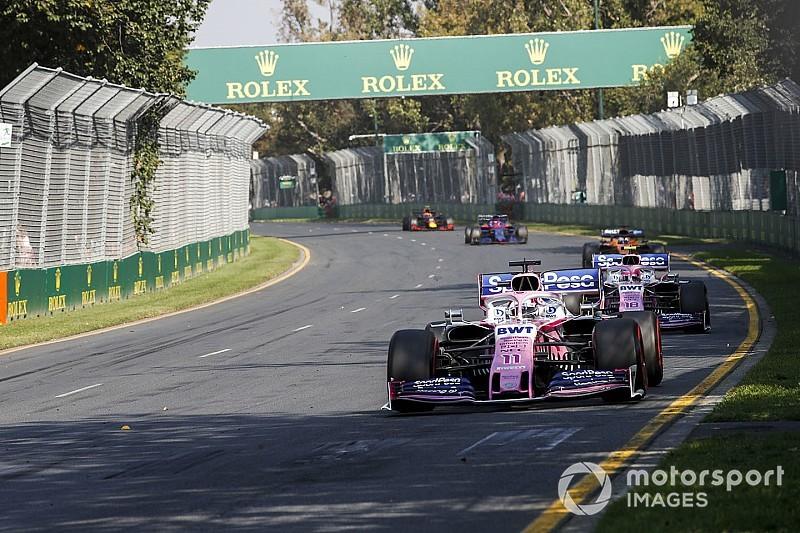 """Perez positiever over GP Mexico: """"Er is nog hoop"""""""