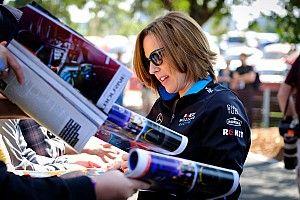 Claire Williams cambia su visión del campeonato femenino W Series