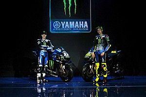 Toutes les photos de la Yamaha dans sa livrée 2019