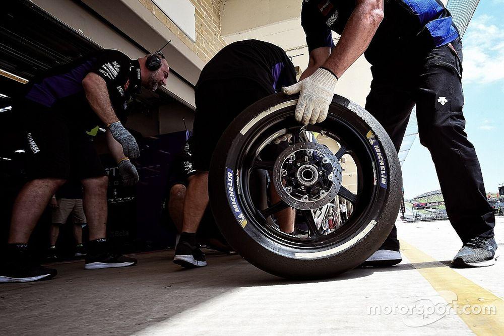 """""""Aucun problème"""" en vue pour la fourniture des pneus, selon Ezpeleta"""