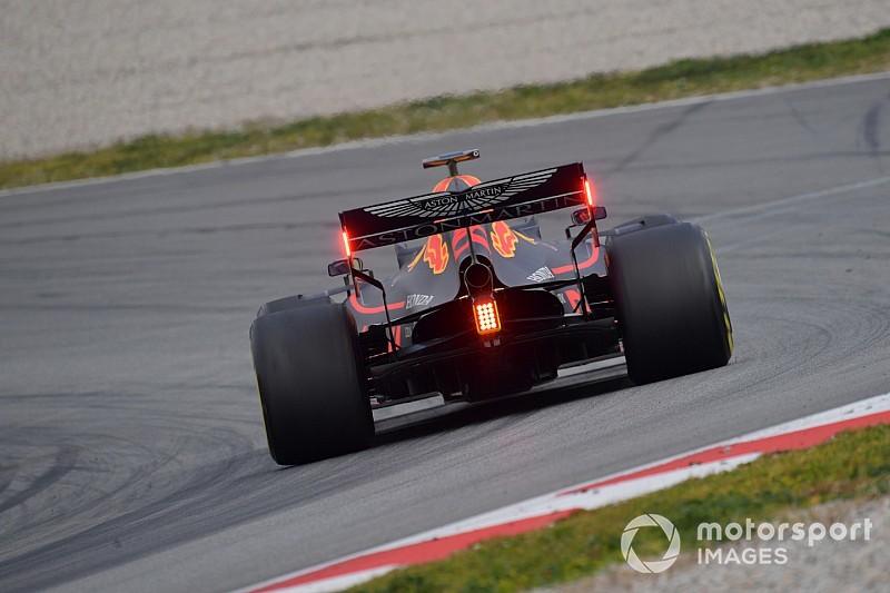 Képgaléria: az első felvételek az F1-es téli teszt második napjáról