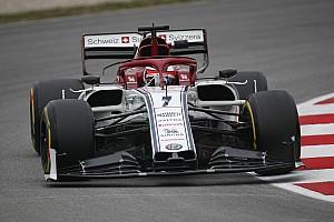 Képgaléria: az első felvételek az F1-es téli teszt harmadik napjáról