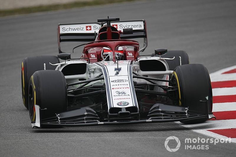 Fotogallery F1: la terza giornata di test invernali 2019 a Barcellona