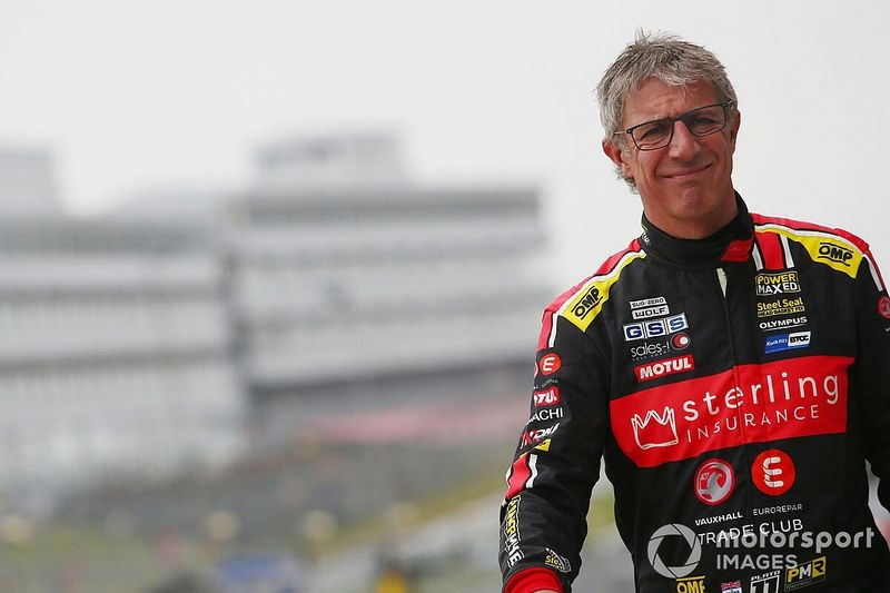 Plato explains reasoning behind BTCC sabbatical