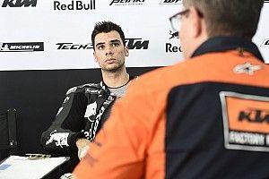 Après un test positif, Oliveira va reprendre le travail avec KTM au Qatar