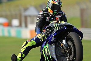 Energi positif hinggapi Rossi