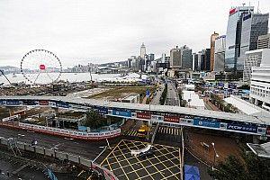Video: Hoogtepunten van de Formule E-race in Hong Kong