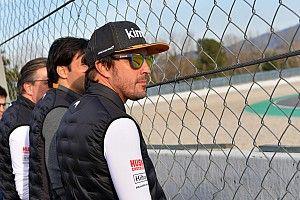 Alonso probará el McLaren en el test posterior a Bahréin