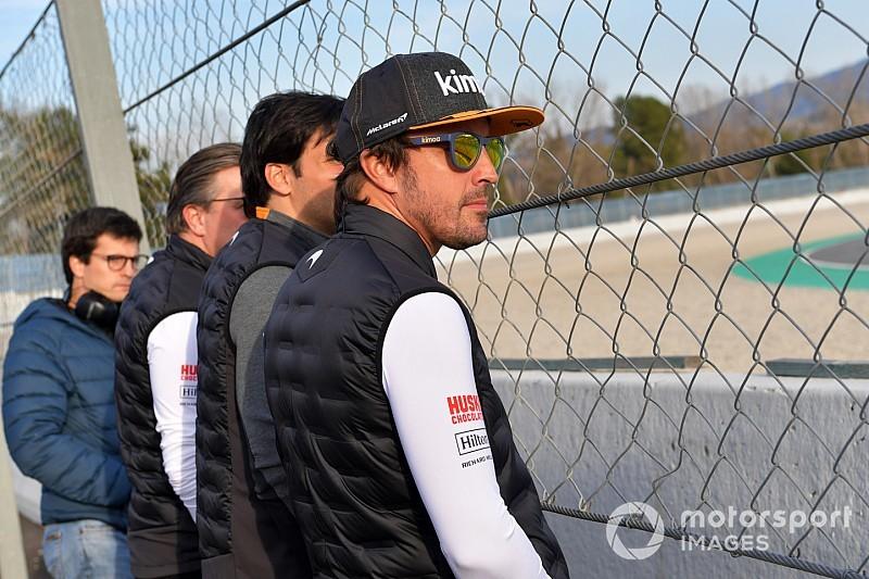 """Alonso veut rester impliqué en F1, """"juste au cas où"""""""