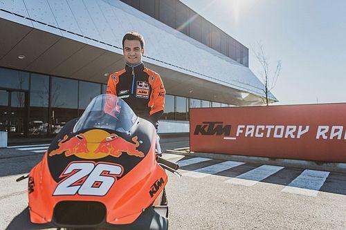 GALERI: Penampilan perdana Pedrosa bersama KTM