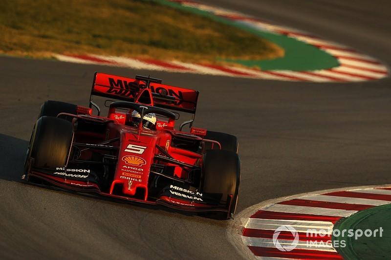 """Vettel denkt niet aan stoppen: """"Heb nog genoeg tijd voor vijfde titel"""""""