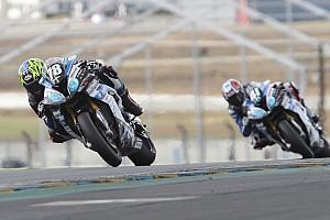 Beau spectacle pour le public du Superbike sur le Circuit Bugatti du Mans