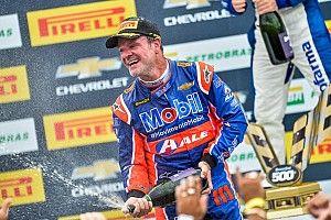 """Stock Car: Barrichello cita """"energia dos filhos"""" e destaca estratégia em Goiânia"""