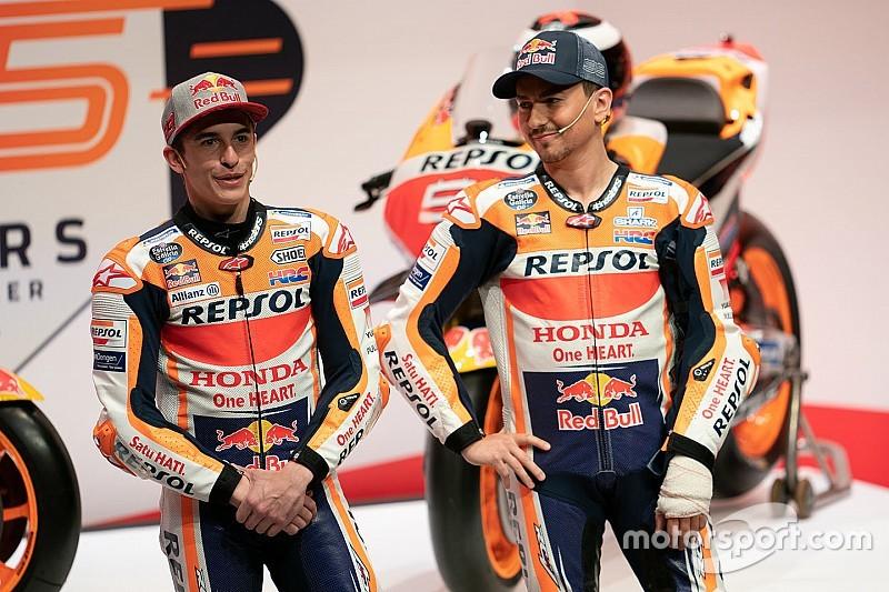 "Le duo Márquez-Lorenzo ? ""Un line-up juste incroyable"" selon Rossi"