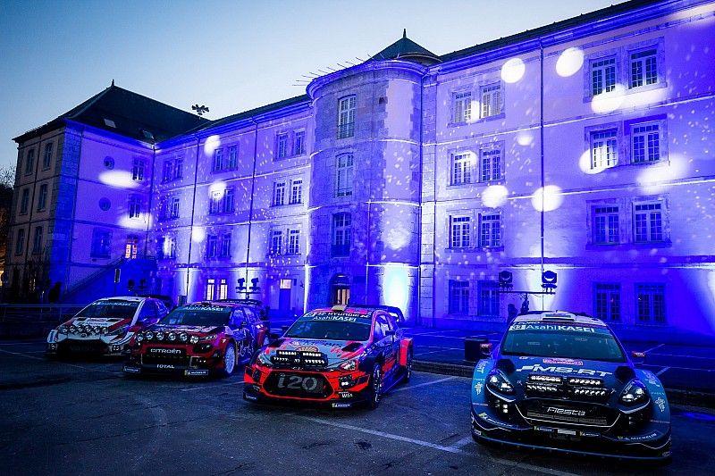 Los WRC 2022 serán híbridos