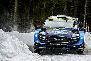 Tidemand to drive third M-Sport Ford in Rally GB