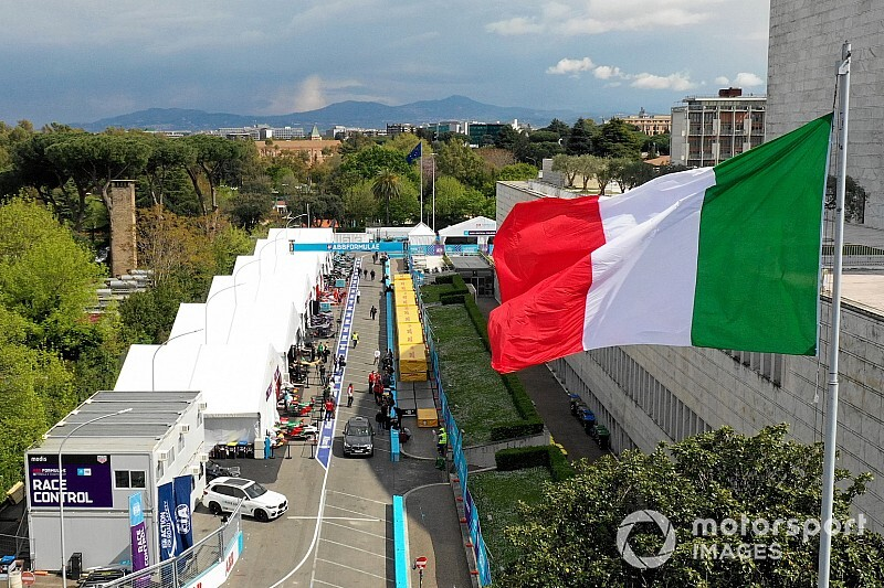 Fórmula E suspende oficialmente el ePrix de Roma por coronavirus