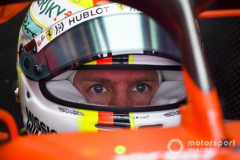 """Vettel misterioso via radio: """"Ce l'avevamo, sappiamo perché l'abbiamo persa"""""""