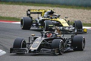 Magnussen: Haas, Bahreyn'dekiyle aynı sorunları yaşıyor