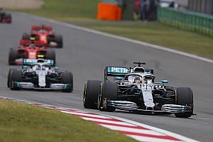 Mercedes ha vinto in Cina concludendo la gara con più benzina del previsto!