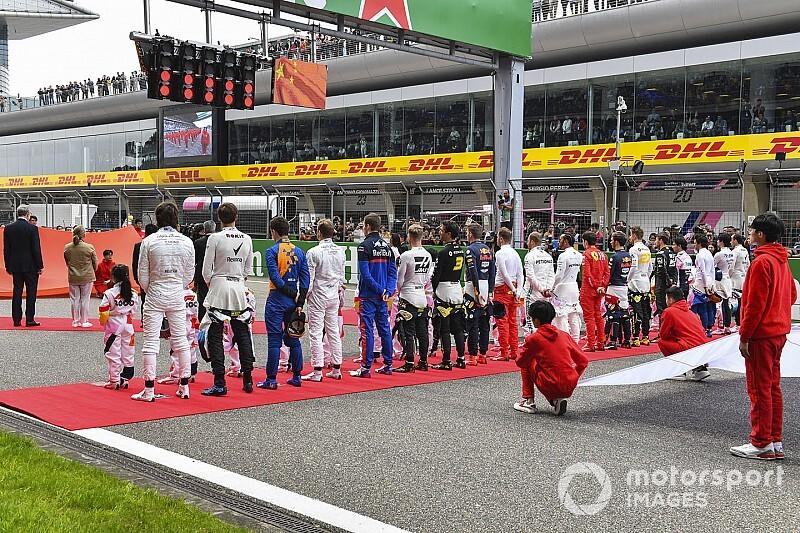布朗:如果四月不行,F1会试图在年底回到中国