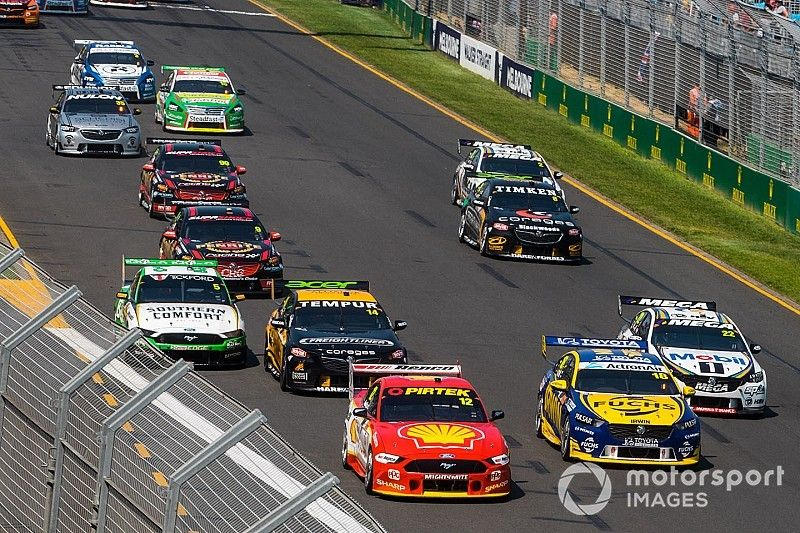 Roof weight targeted following Supercars centre of gravity tests