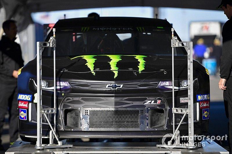Carro de 7ª geração da NASCAR pode dobrar número de fabricantes