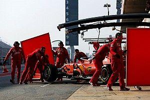 'Ferrari leert van fout: met Mercedes-strategie in wintertest'