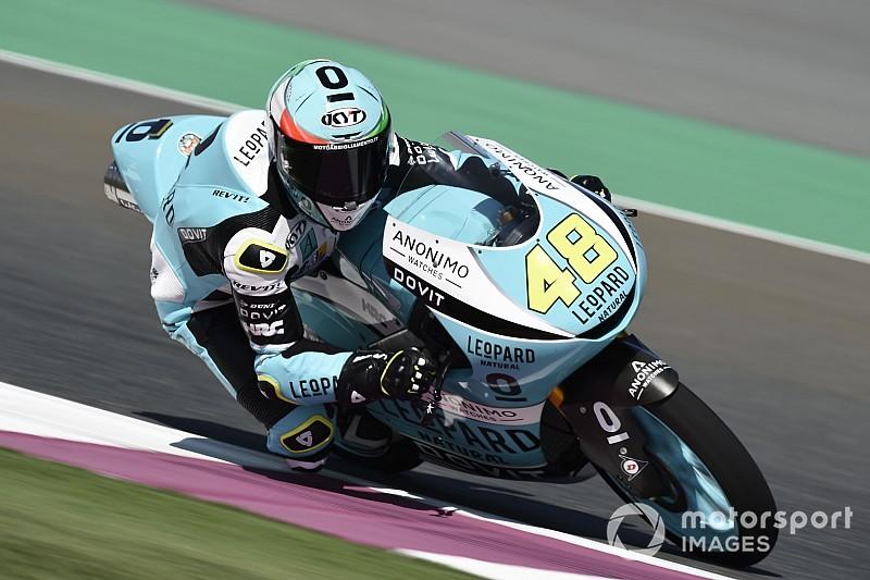Jerez Moto3: Dalla Porta pole pozisyonunu aldı, Can 26. oldu