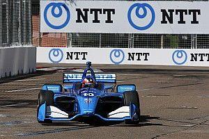 Rosenqvist: 'Tive que dirigir 40 voltas com apenas um braço'