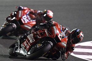 En progression depuis le test, Ducati affiche une force tranquille