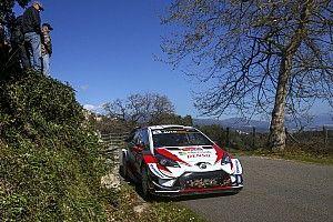 Corsica, PS2: la stage a Meeke, ma Tanak è il nuovo leader della corsa